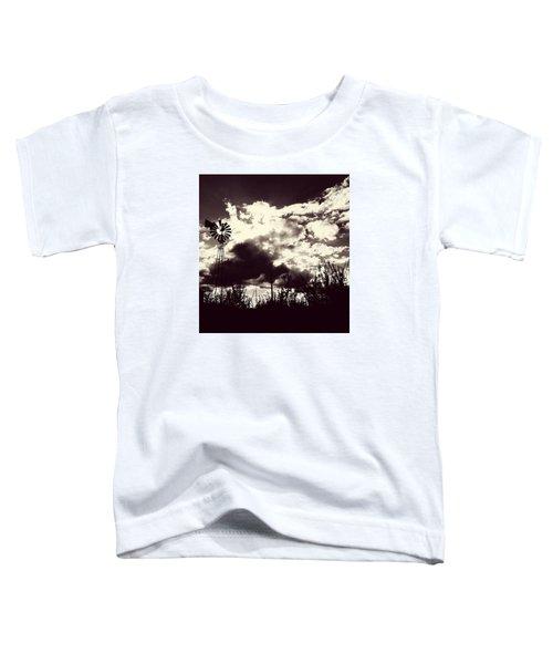 Chasing Windmills Toddler T-Shirt