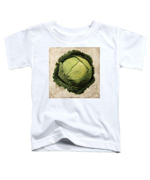 Checcavolo Toddler T-Shirt by Danka Weitzen