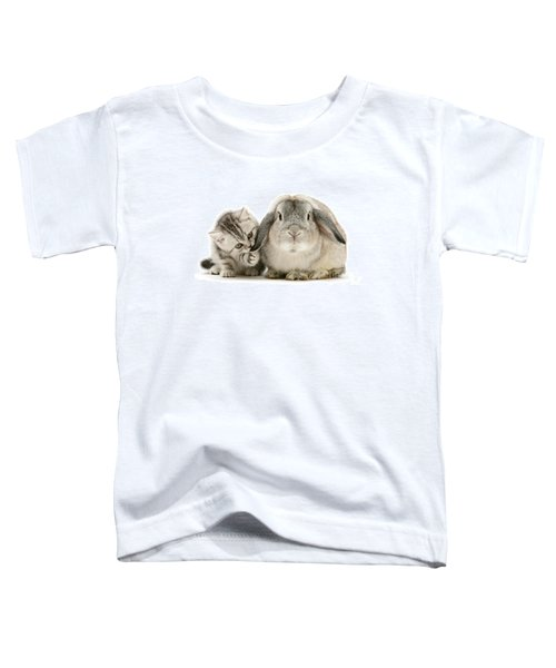 Checking For Grey Hares Toddler T-Shirt