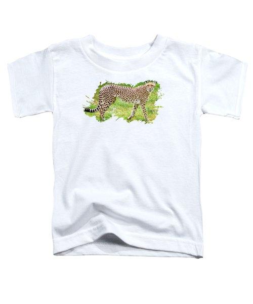 Cheetah Canvas Print,photographic Print,art Print,framed Print,greeting Card,iphone Case, Toddler T-Shirt
