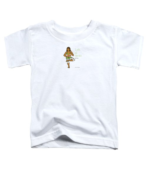 Chef Pose 2 Toddler T-Shirt