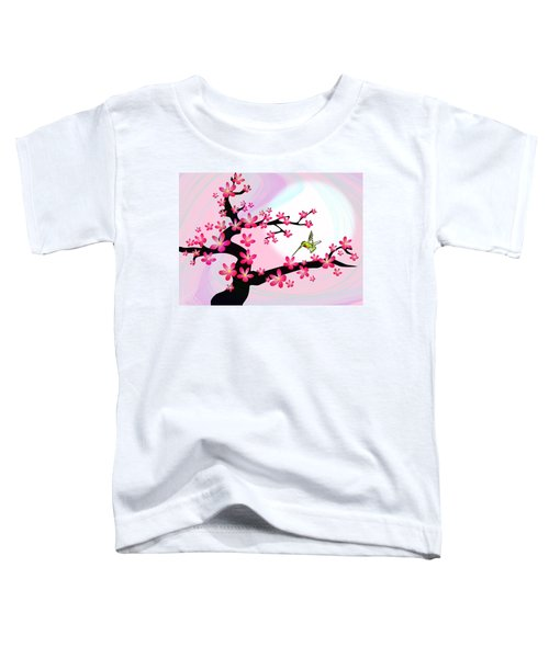 Cherry Tree Toddler T-Shirt