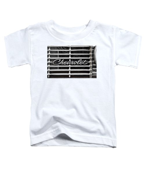 Chevy Grill Toddler T-Shirt