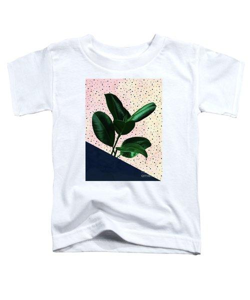 Chic Jungle Toddler T-Shirt