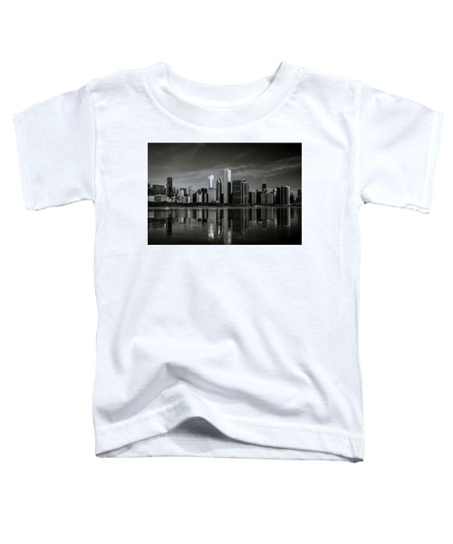 Chicago Lake Front Toddler T-Shirt