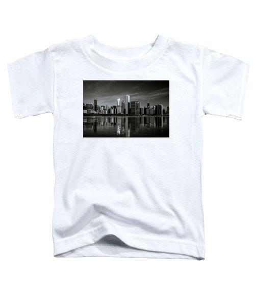 Chicago Lake Front Toddler T-Shirt