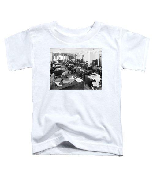 Chicago Tribune Office Toddler T-Shirt