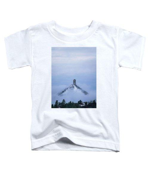 Chimney Rock Rising Toddler T-Shirt