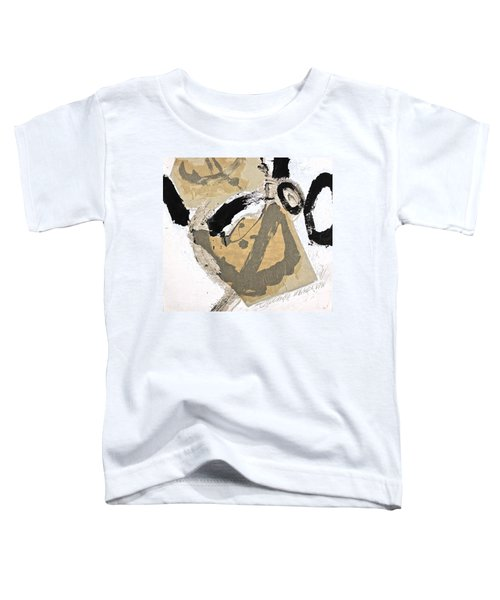 Chine Colle Toddler T-Shirt