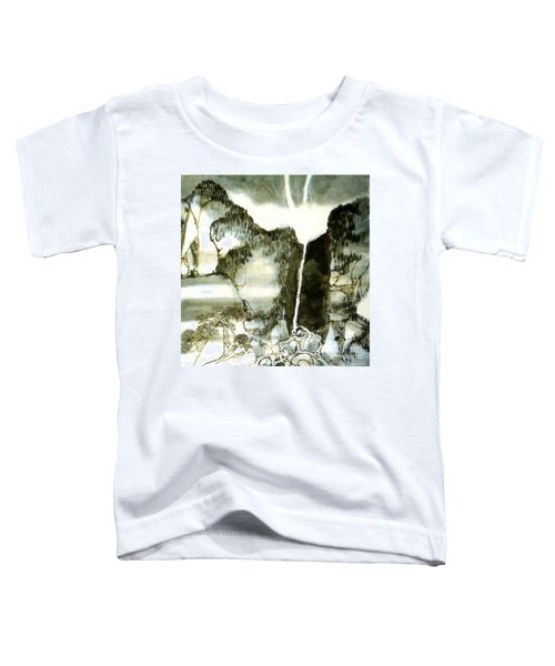 Chinese Landscape #2 Toddler T-Shirt