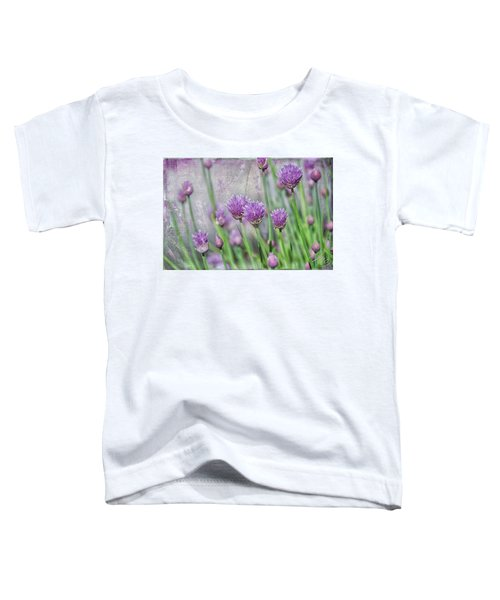 Chives In Texture Toddler T-Shirt