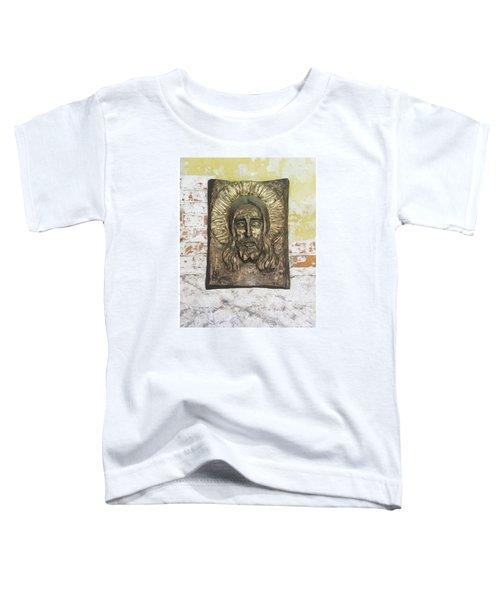 #christ #christians #religion #face Toddler T-Shirt