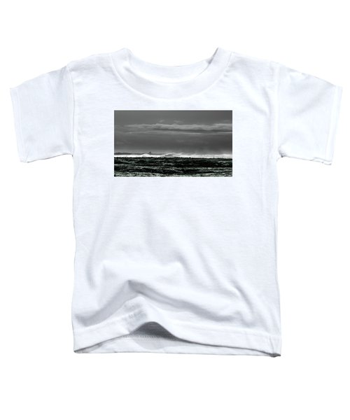 Church By The Sea Toddler T-Shirt
