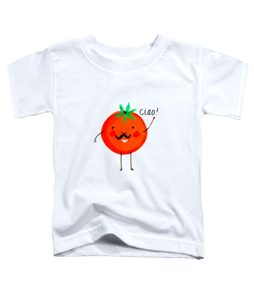 Ciao Tomato Toddler T-Shirt