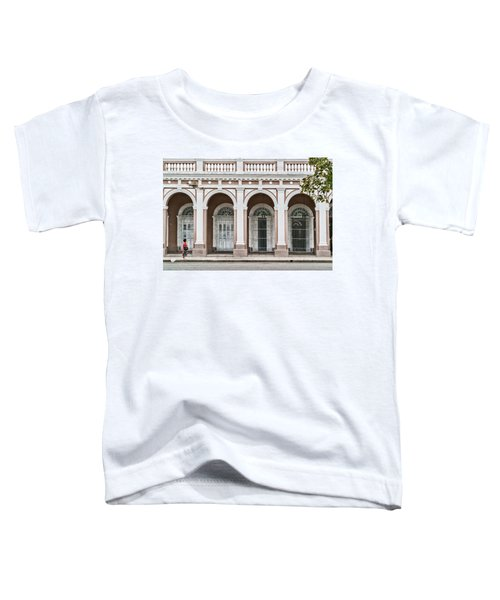 Cienfuegos Arches Toddler T-Shirt