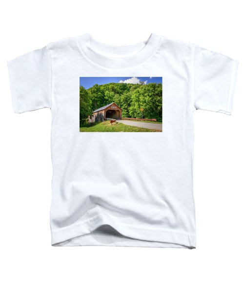 Cilley Bridge Toddler T-Shirt