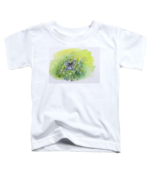 Cindy's Butterfly Toddler T-Shirt
