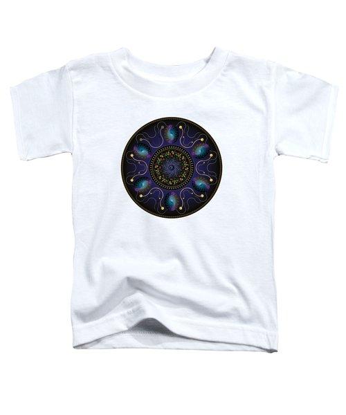 Circularium No 2707 Toddler T-Shirt
