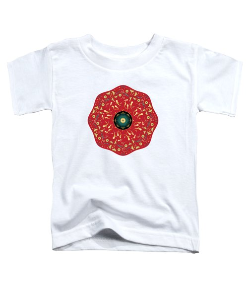 Circularium No. 2736 Toddler T-Shirt