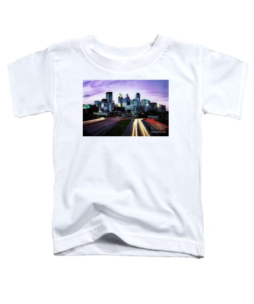 City Moves Toddler T-Shirt