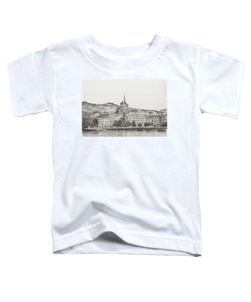City Of Geneva Toddler T-Shirt