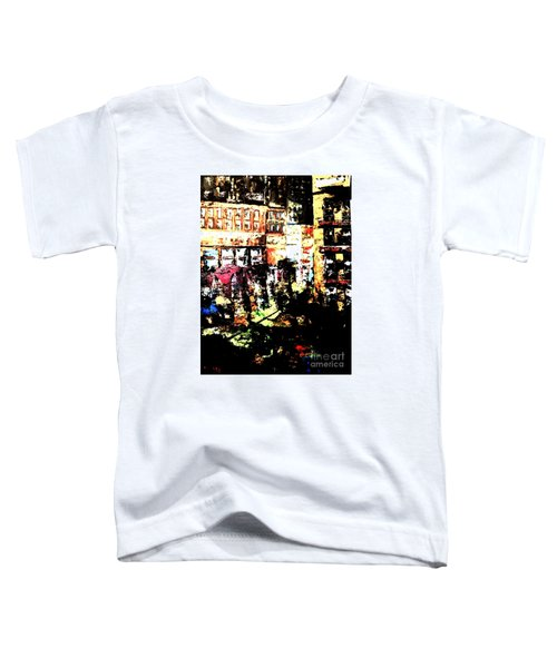 City Stroll Toddler T-Shirt