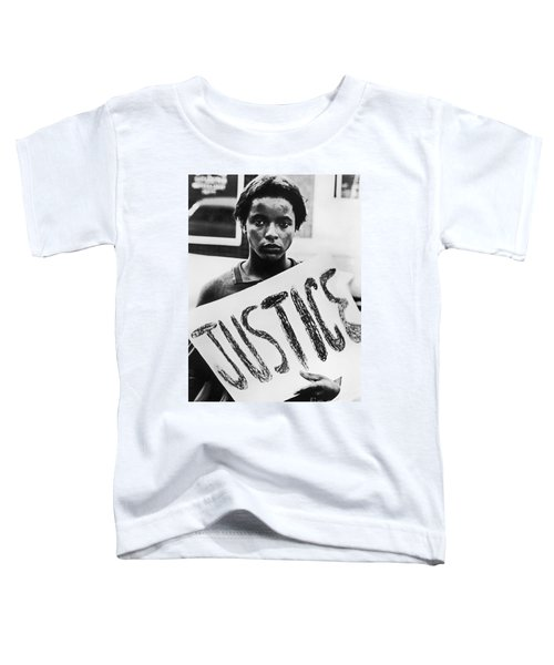 Civil Rights, 1961 Toddler T-Shirt