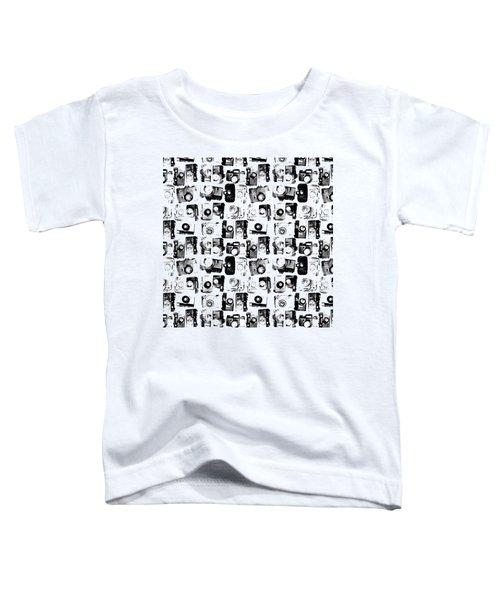 Classic Cameras Toddler T-Shirt