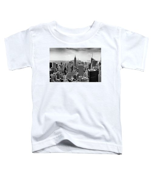 Classic New York  Toddler T-Shirt