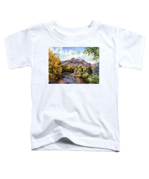 Clear Creek Toddler T-Shirt