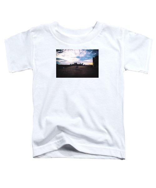 Cleveland From Afar Toddler T-Shirt