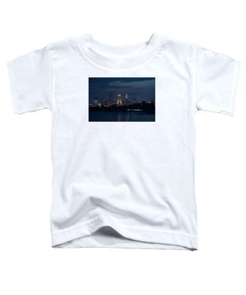 Cleveland Reflections Toddler T-Shirt
