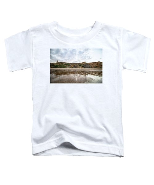 Cliff Reflections Toddler T-Shirt