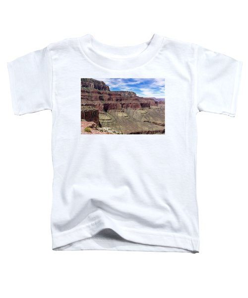 Cliffs In The Grand Canyon Toddler T-Shirt