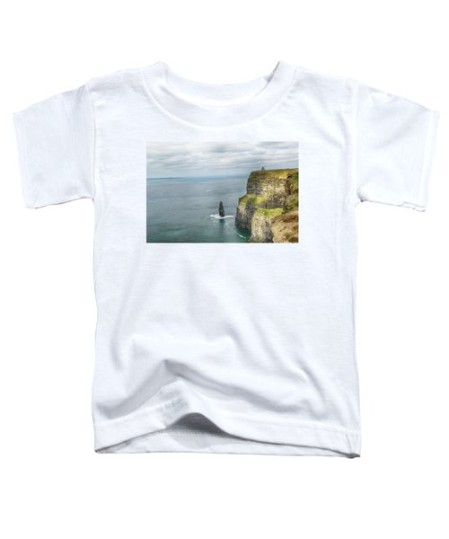 Cliffs Of Moher 3 Toddler T-Shirt
