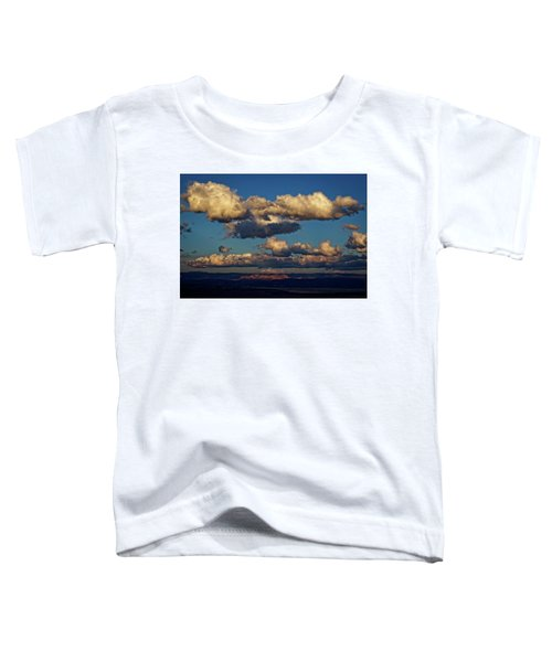 Clouds And Red Rocks Hdr Toddler T-Shirt