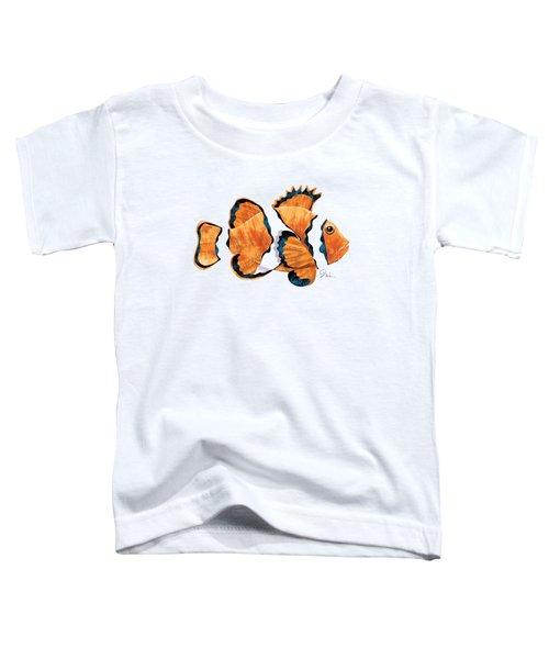 Clown Fish 001 Toddler T-Shirt
