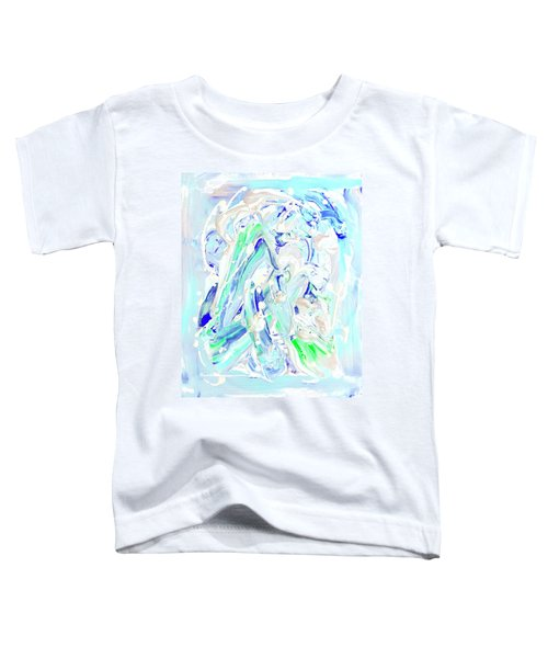 Coastal Splash Toddler T-Shirt