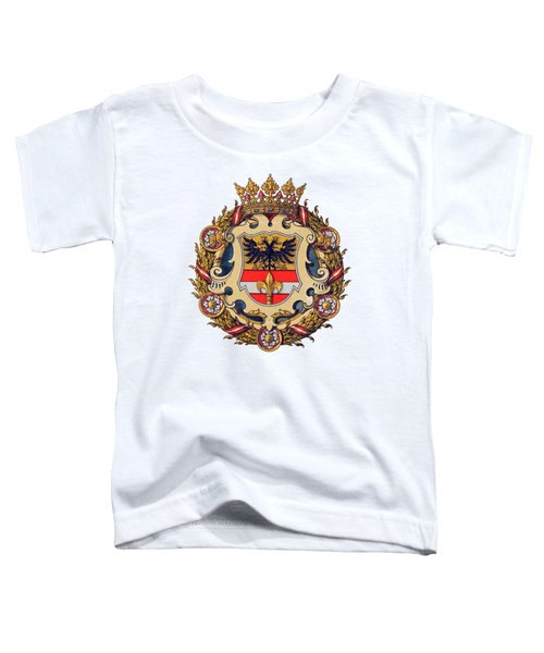 Coat Of Arms Of Triest Toddler T-Shirt