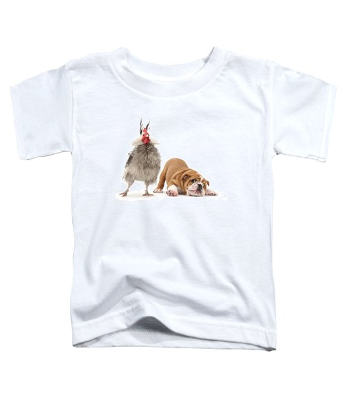 Cock N Bull Toddler T-Shirt