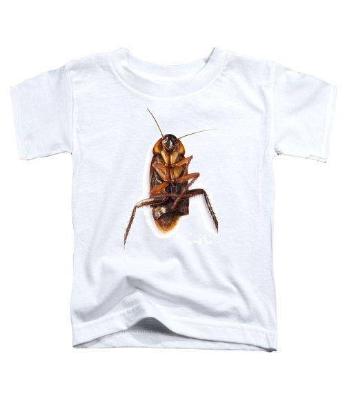Cockroach Carcass Toddler T-Shirt