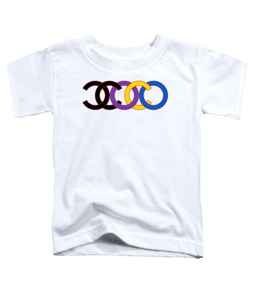 Coco Chanel-7 Toddler T-Shirt