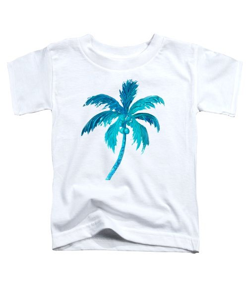 Coconut Palm Tree Toddler T-Shirt