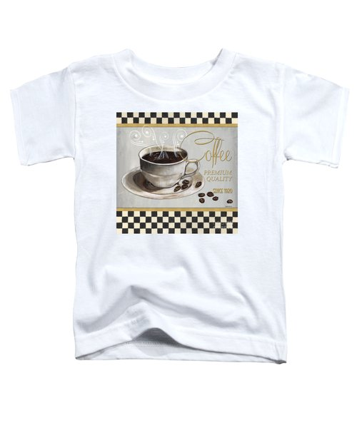 Coffee Shoppe 1 Toddler T-Shirt