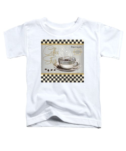 Coffee Shoppe 2 Toddler T-Shirt