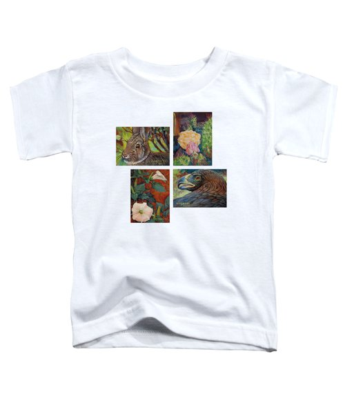 collection of 4 Desert minatures Toddler T-Shirt
