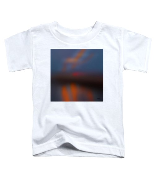 Color Abstraction Lxiii Sq Toddler T-Shirt