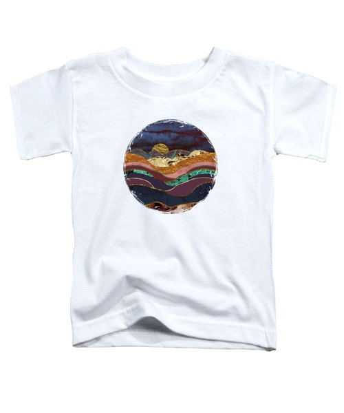Color Fields Toddler T-Shirt by Katherine Smit