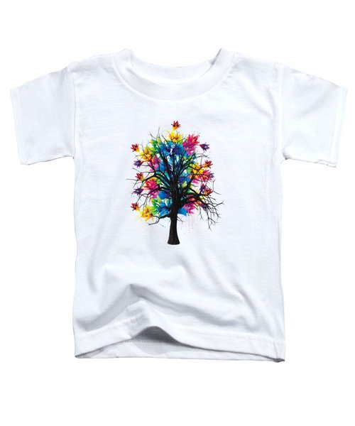Color Tree Collection Toddler T-Shirt