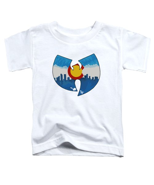 Colorado Wu-tang1 Toddler T-Shirt